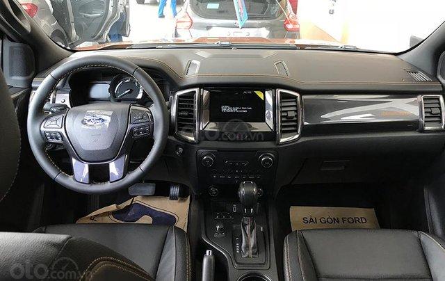 Cần bán Ford Ranger 2.2L XLT năm sản xuất 2019, màu trắng, xe nhập5