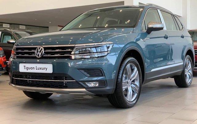 Xe Volkswagen Tiguan Luxury (2019) new 100%, nhập khẩu 100% - liên Hệ 03962687860
