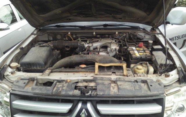 Cần bán Mitsubishi Pajero 2008, màu bạc, xe nhập5