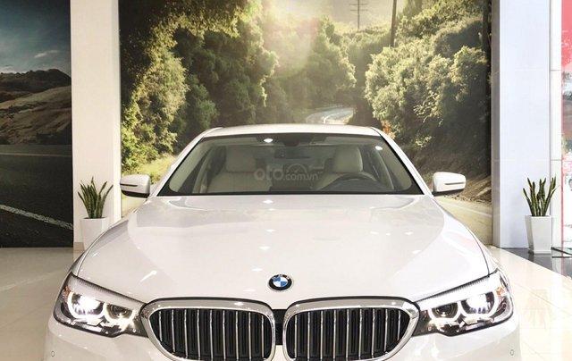 BMW 520i nhập Đức với siêu ưu đãi, đáng đáng mua nhất trong năm 20190