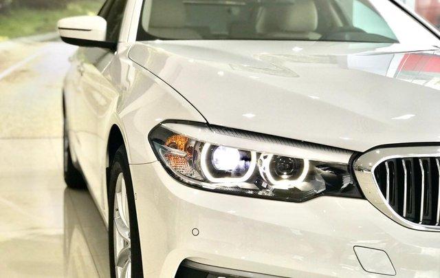 BMW 520i nhập Đức với siêu ưu đãi, đáng đáng mua nhất trong năm 20191