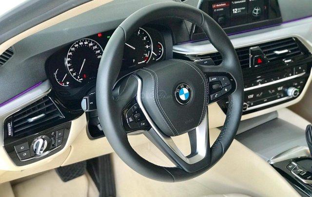 BMW 520i nhập Đức với siêu ưu đãi, đáng đáng mua nhất trong năm 20192