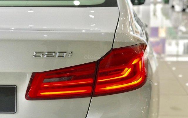 BMW 520i nhập Đức với siêu ưu đãi, đáng đáng mua nhất trong năm 20195
