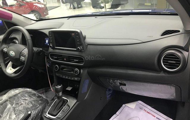 Bán Hyundai Kona 2.0 AT Đặc Biệt sản xuất năm 2019, màu xanh lam, giá cạnh tranh2