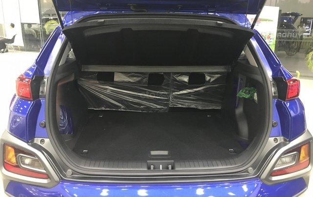 Bán Hyundai Kona 2.0 AT Đặc Biệt sản xuất năm 2019, màu xanh lam, giá cạnh tranh12