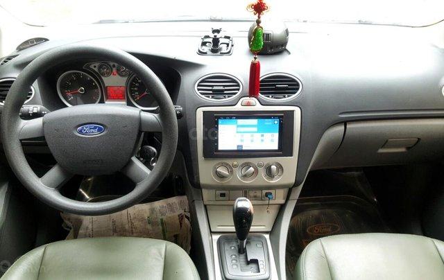 Cần bán xe Ford Focus sản xuất 2011, màu bạc, giá chỉ 365 triệu7