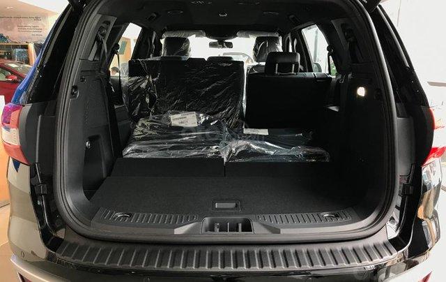 Ford Everest 2019 - combo giảm tiền mặt, tặng bảo hiểm vật chất, film cách nhiệt, camera hành trình, phụ kiện8