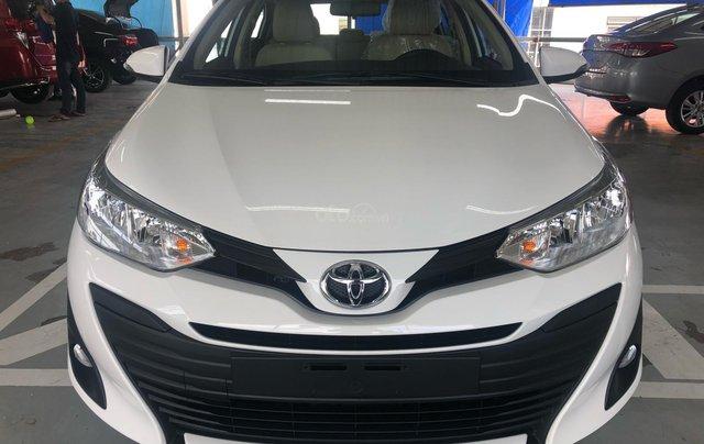 Toyota Hùng Vương Toyota Vios G 2020, giá chỉ 520 triệu, giao ngay, đủ màu0