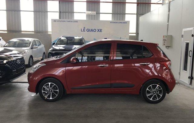 Cần bán Hyundai Grand i10 đời 2020, màu đỏ, xe mới 100%, sx trong nước, hỗ trợ trả góp tới 80%3