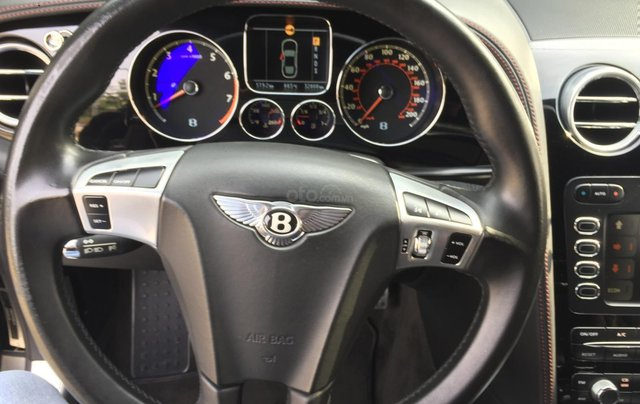 Cần bán Bentley Continental Flying Spur 2008, ĐK 2010, màu đen, nhập khẩu5