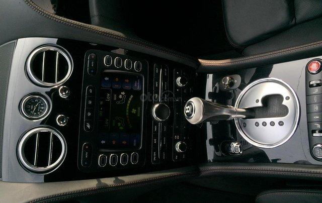 Cần bán Bentley Continental Flying Spur 2008, ĐK 2010, màu đen, nhập khẩu6