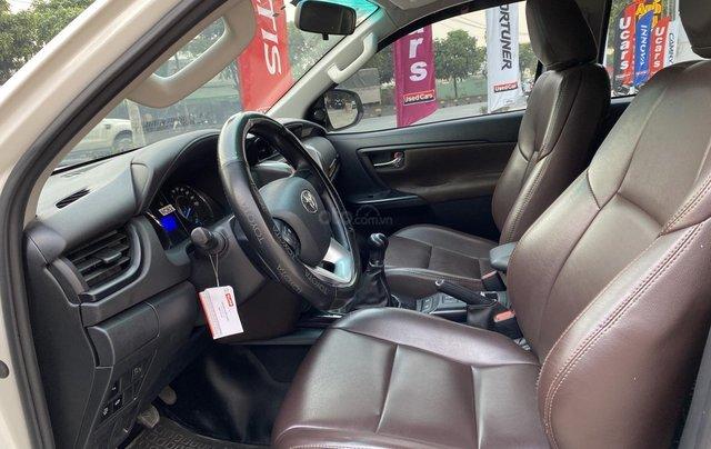 Xe siêu đẹp - Giá cực yêu Fortuner G 2018 nhập Indo, trắng ngọc trai, hỗ trợ vay 70%1