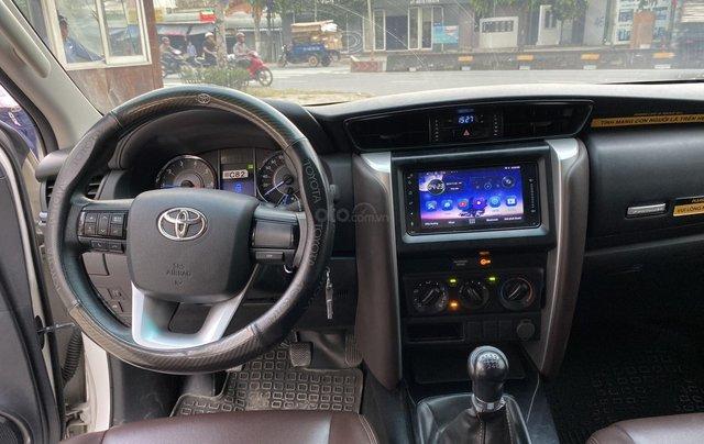 Xe siêu đẹp - Giá cực yêu Fortuner G 2018 nhập Indo, trắng ngọc trai, hỗ trợ vay 70%3