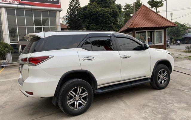 Xe siêu đẹp - Giá cực yêu Fortuner G 2018 nhập Indo, trắng ngọc trai, hỗ trợ vay 70%5