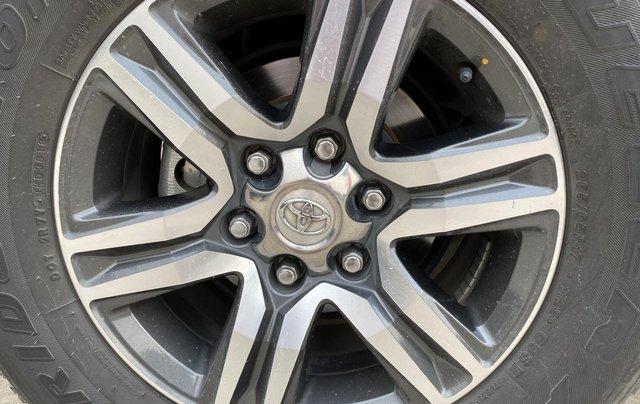 Xe siêu đẹp - Giá cực yêu Fortuner G 2018 nhập Indo, trắng ngọc trai, hỗ trợ vay 70%6