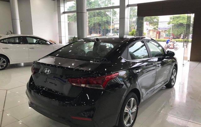 Bán xe Hyundai Accent MT đời mới 100%, màu đen3