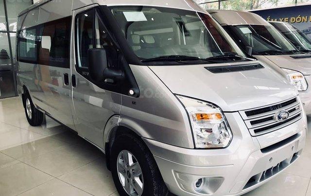 Xe Ford Transit 2019, tặng: 120tr, BHVC, hộp đen, bọc trần 5D, lót sàn, ghế da, gập ghế sau, LH ngay: 093.543.75950