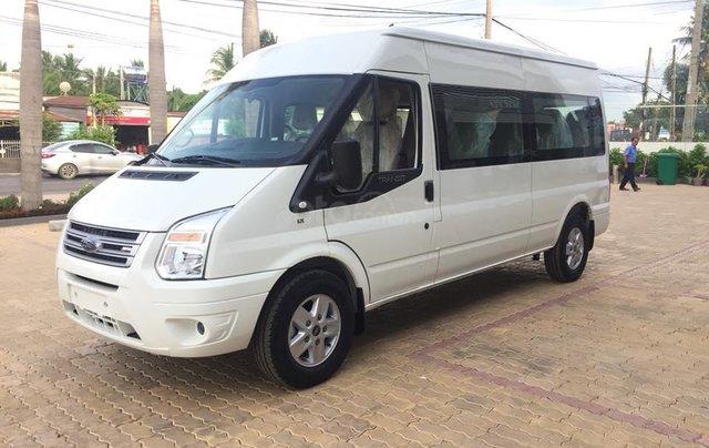 Xe Ford Transit 2019, tặng: 120tr, BHVC, hộp đen, bọc trần 5D, lót sàn, ghế da, gập ghế sau, LH ngay: 093.543.75951