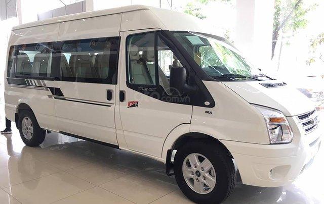 Xe Ford Transit 2019, tặng: 120tr, BHVC, hộp đen, bọc trần 5D, lót sàn, ghế da, gập ghế sau, LH ngay: 093.543.75953