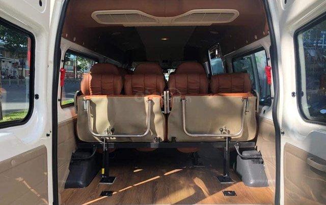 Xe Ford Transit 2019, tặng: 120tr, BHVC, hộp đen, bọc trần 5D, lót sàn, ghế da, gập ghế sau, LH ngay: 093.543.75959