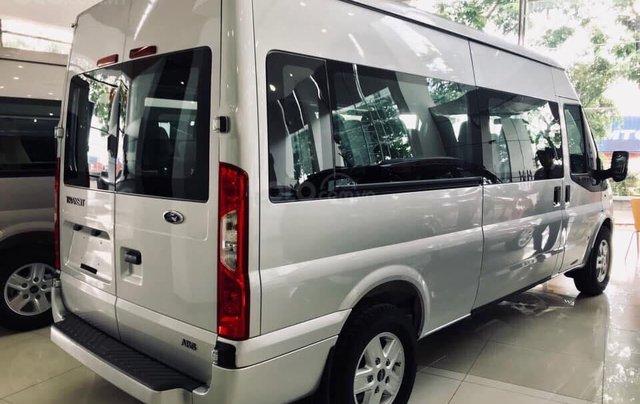 Xe Ford Transit 2019, tặng: 120tr, BHVC, hộp đen, bọc trần 5D, lót sàn, ghế da, gập ghế sau, LH ngay: 093.543.759512