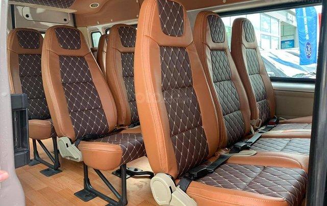 Xe Ford Transit 2019, tặng: 120tr, BHVC, hộp đen, bọc trần 5D, lót sàn, ghế da, gập ghế sau, LH ngay: 093.543.759513
