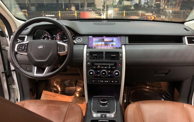 LandRover Discovery Sport HSE Luxury 2018, màu trắng5