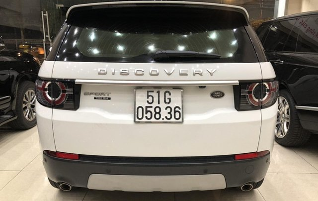 LandRover Discovery Sport HSE Luxury 2018, màu trắng7