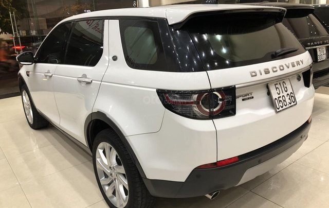 LandRover Discovery Sport HSE Luxury 2018, màu trắng8