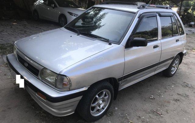 Bán xe Kia CD5 PS sản xuất 2003, màu bạc0