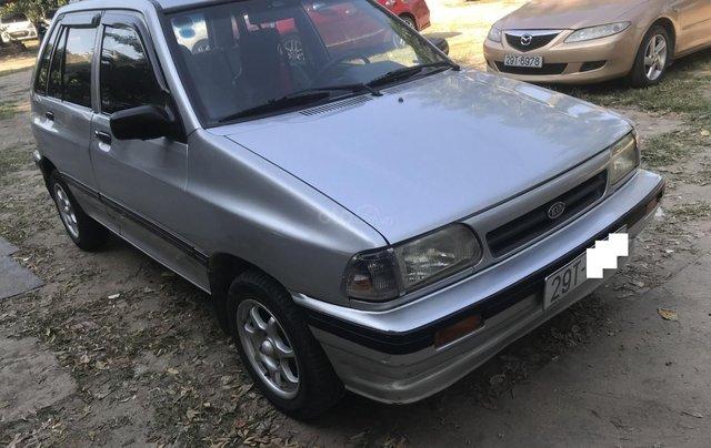 Bán xe Kia CD5 PS sản xuất 2003, màu bạc1