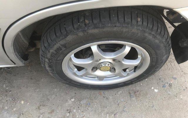 Bán xe Kia CD5 PS sản xuất 2003, màu bạc7