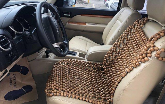 Cần bán gấp Ford Everest đời 2009, màu vàng xe gia đình giá 459 triệu đồng5