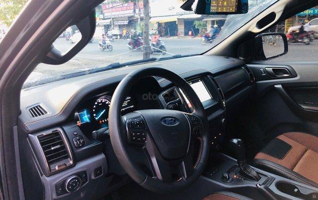 Bán xe Ford Ranger năm 2017, màu xám (ghi) nhập khẩu giá tốt 749 triệu đồng2