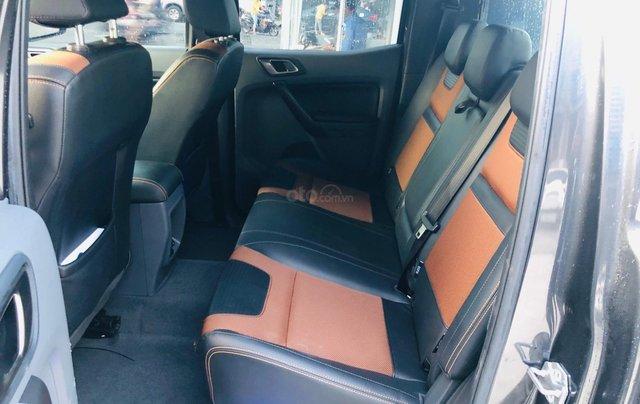 Bán xe Ford Ranger năm 2017, màu xám (ghi) nhập khẩu giá tốt 749 triệu đồng4