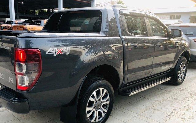 Bán xe Ford Ranger năm 2017, màu xám (ghi) nhập khẩu giá tốt 749 triệu đồng7