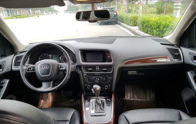 Cần bán gấp Audi Q5 2.0 đời 2012, màu đen, nhập khẩu, 945 triệu4