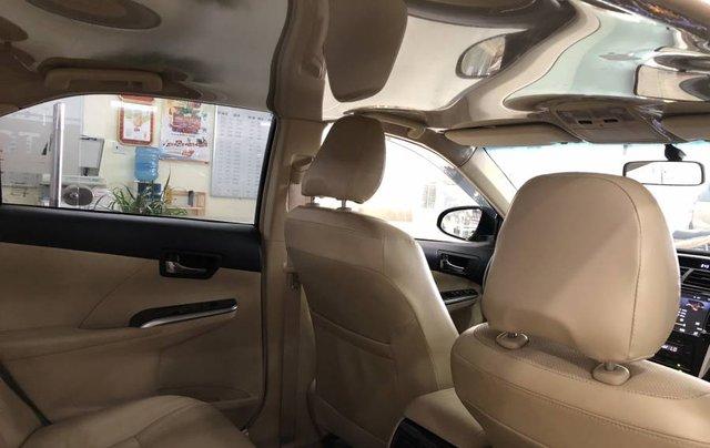 Bán ô tô Toyota Camry đời 2018, màu đen như mới9