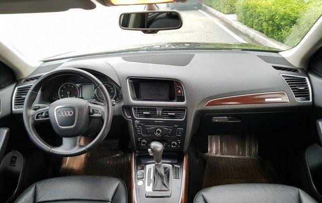 Cần bán gấp Audi Q5 2.0 đời 2012, màu đen, nhập khẩu, 945 triệu2