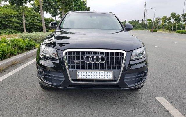 Cần bán gấp Audi Q5 2.0 đời 2012, màu đen, nhập khẩu, 945 triệu9