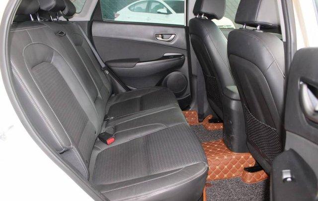 Bán ô tô Hyundai Kona 2018, màu trắng, giá tốt5