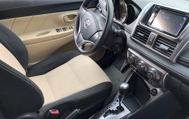 Bán Toyota Yaris sản xuất 2016, màu bạc, nhập khẩu nguyên chiếc như mới, giá chỉ 540 triệu5
