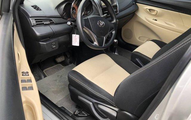 Bán Toyota Yaris sản xuất 2016, màu bạc, nhập khẩu nguyên chiếc như mới, giá chỉ 540 triệu8