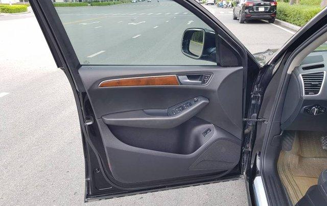 Cần bán gấp Audi Q5 2.0 đời 2012, màu đen, nhập khẩu, 945 triệu6