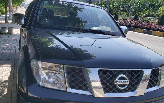 Cần bán xe Nissan Navara LE sản xuất năm 2011, màu đen, nhập khẩu0