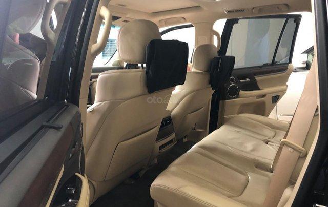Bán Lexus Lx570 xuất Mỹ đăng ký lần đầu 2016 tên cá nhân9