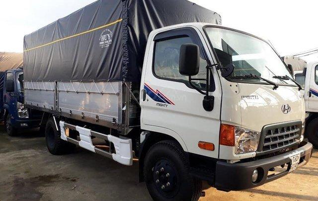 Hyundai Mighty 2017 8 tấn ga cơ (200 triệu lấy xe ngay)2