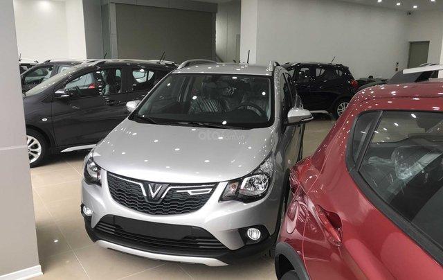 Vinfast Ô Tô Mỹ Đình cần bán nhanh chiếc xe VinFast Fadil 1.4L đời 2020, màu bạc, giá mềm1