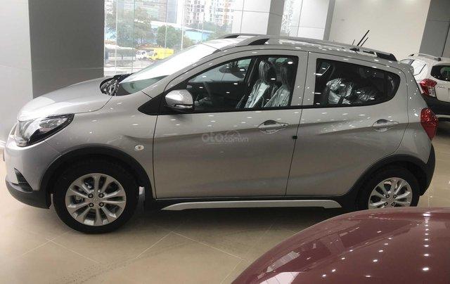 Vinfast Ô Tô Mỹ Đình cần bán nhanh chiếc xe VinFast Fadil 1.4L đời 2020, màu bạc, giá mềm3