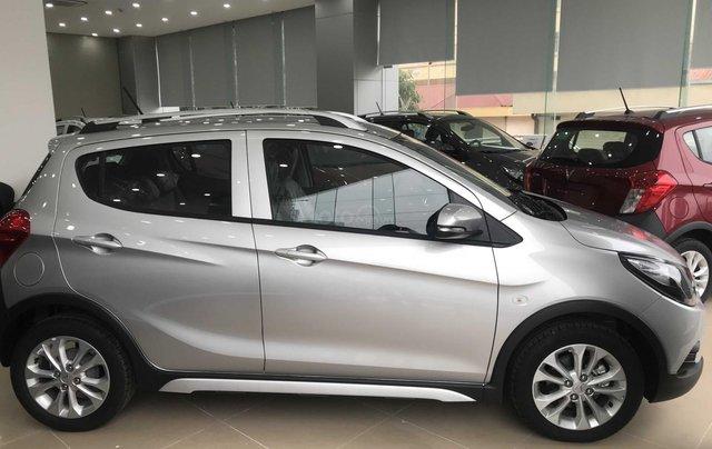 Vinfast Ô Tô Mỹ Đình cần bán nhanh chiếc xe VinFast Fadil 1.4L đời 2020, màu bạc, giá mềm4